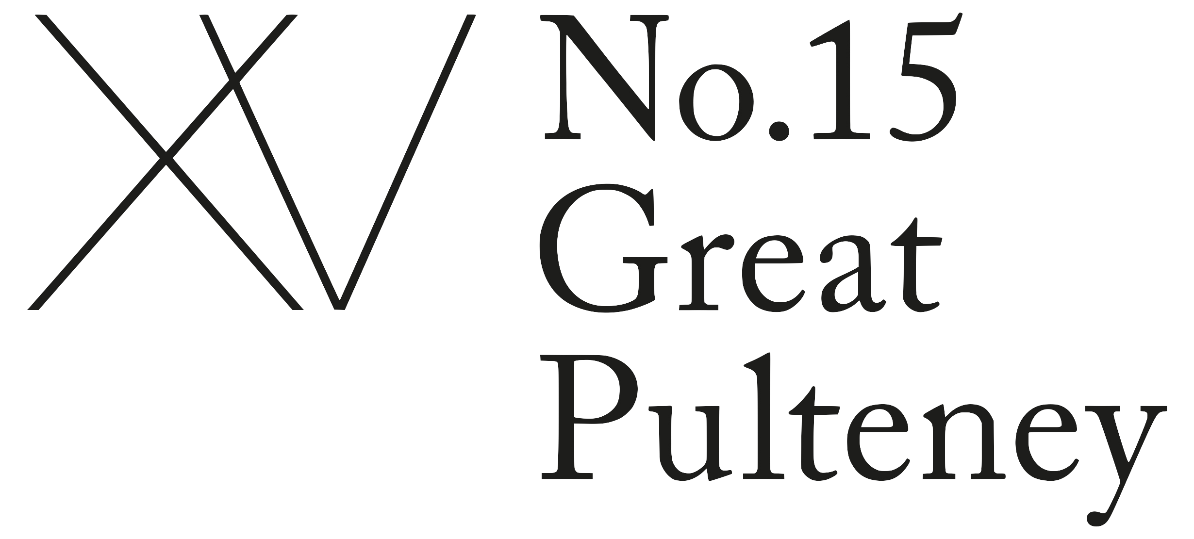 No.15 Great Pulteney